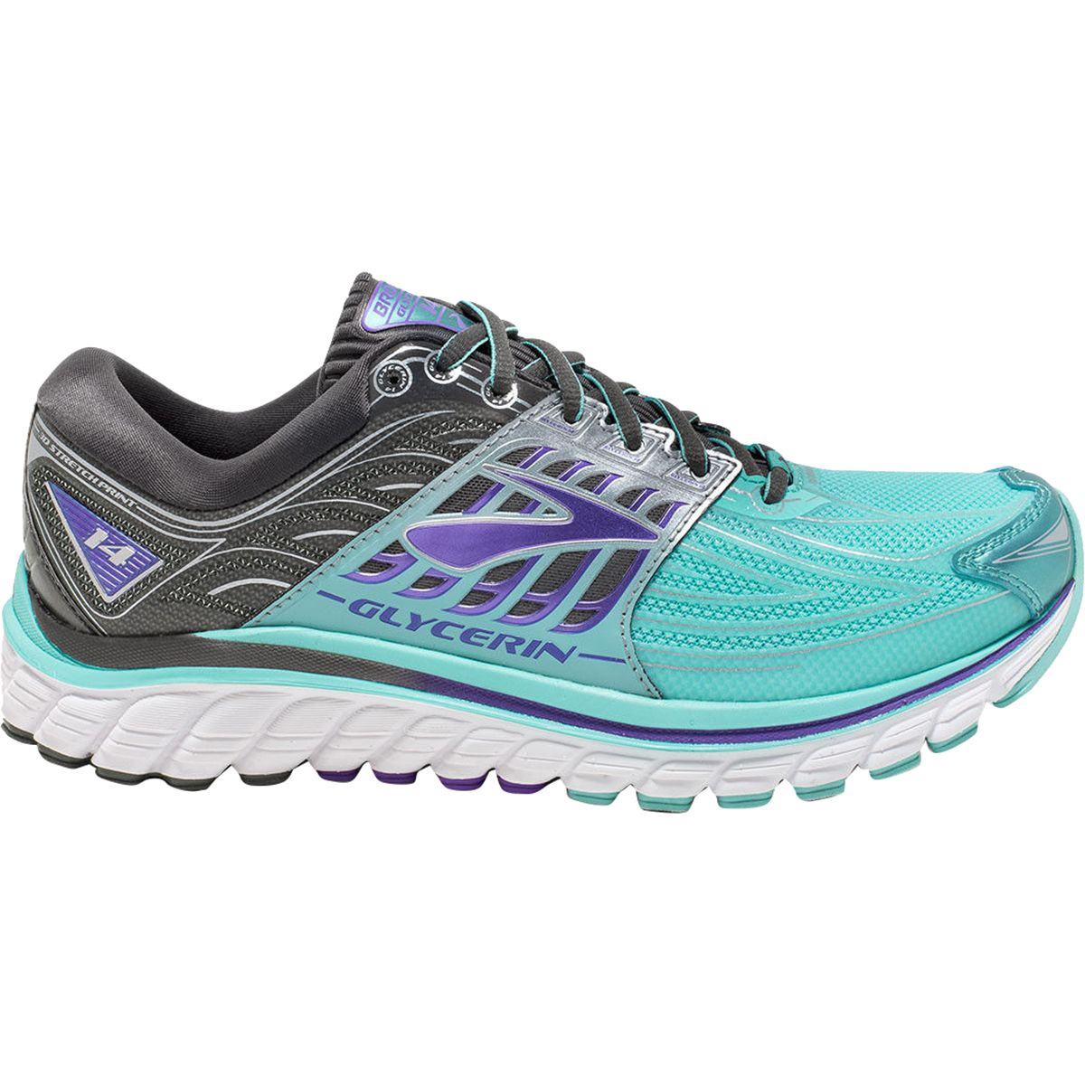 Brooks Glycerin 14 Running Shoe Womens
