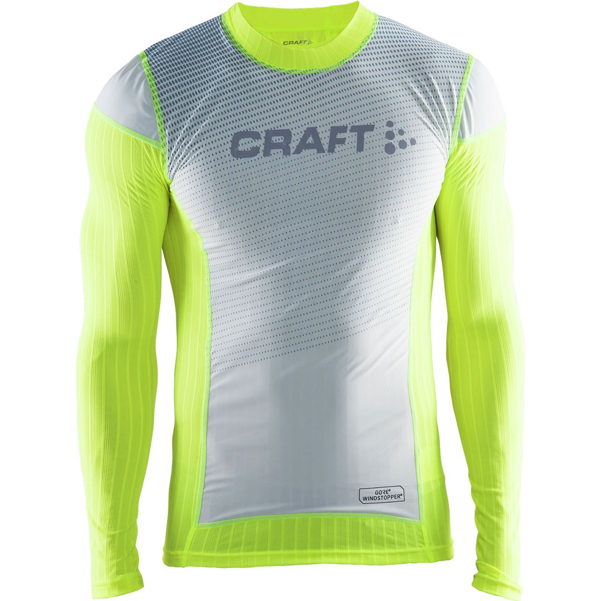 Craft Active Extreme 20 Windstopper Crewneck Baselayer Mens
