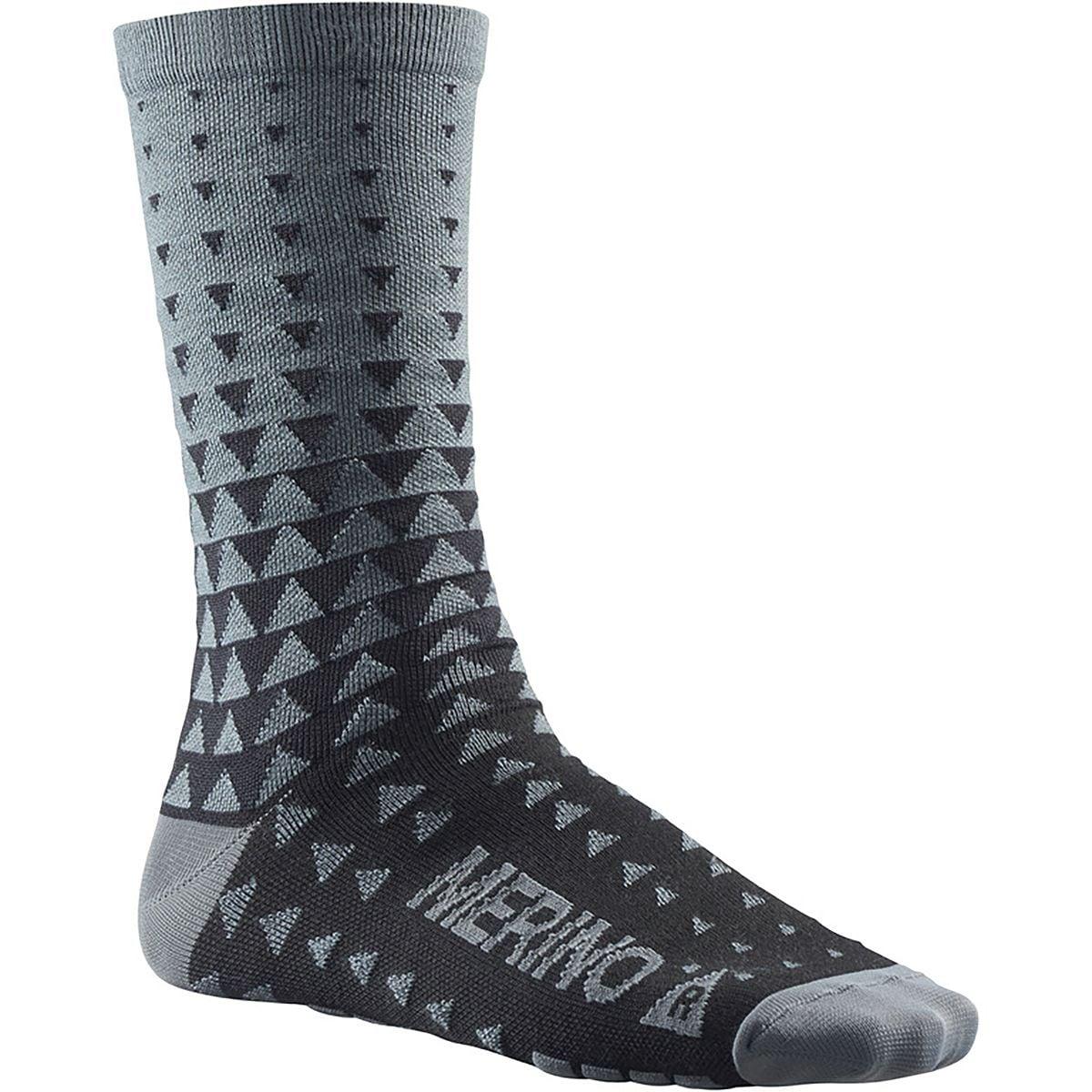 Mavic Ksyrium Merino Graphic Sock - Men's