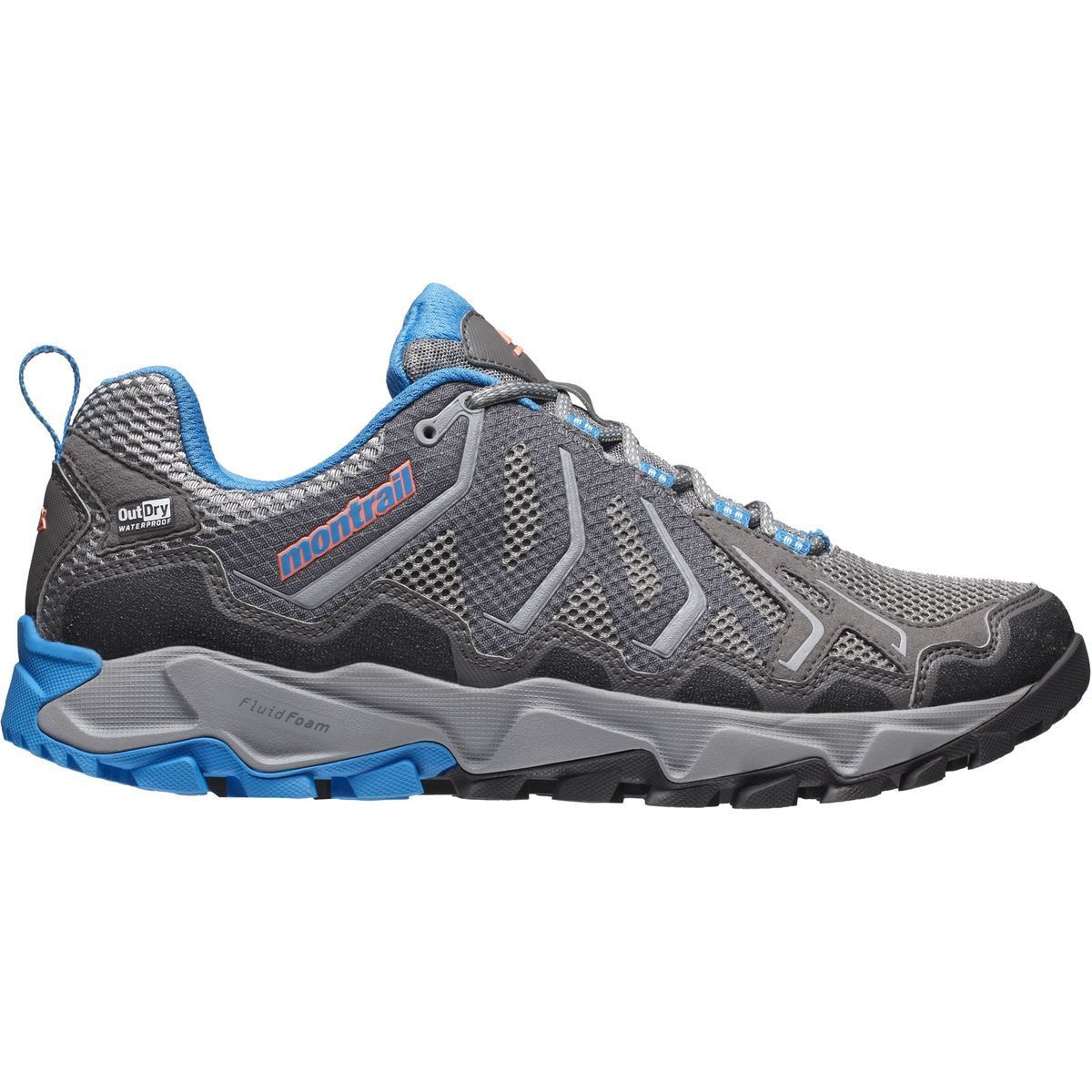 Montrail Trans Alps OutDry Trail Running Shoe Women's