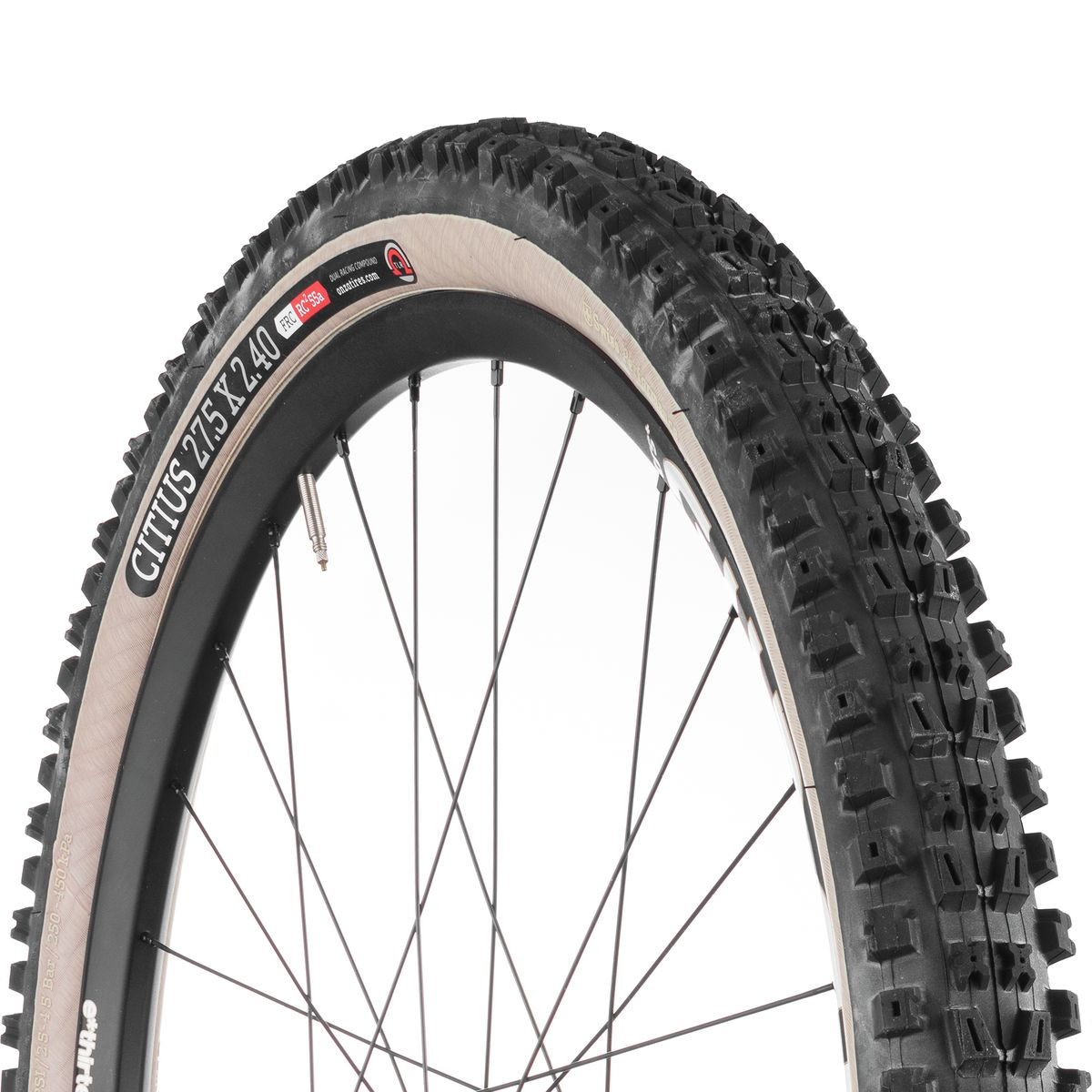 Onza Citius Skinwall Tubeless Tire 275in