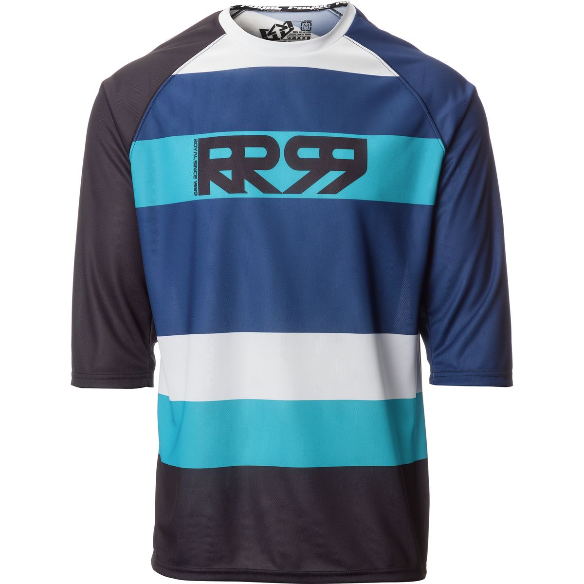Royal Racing Drift Jersey 34 Sleeve Mens