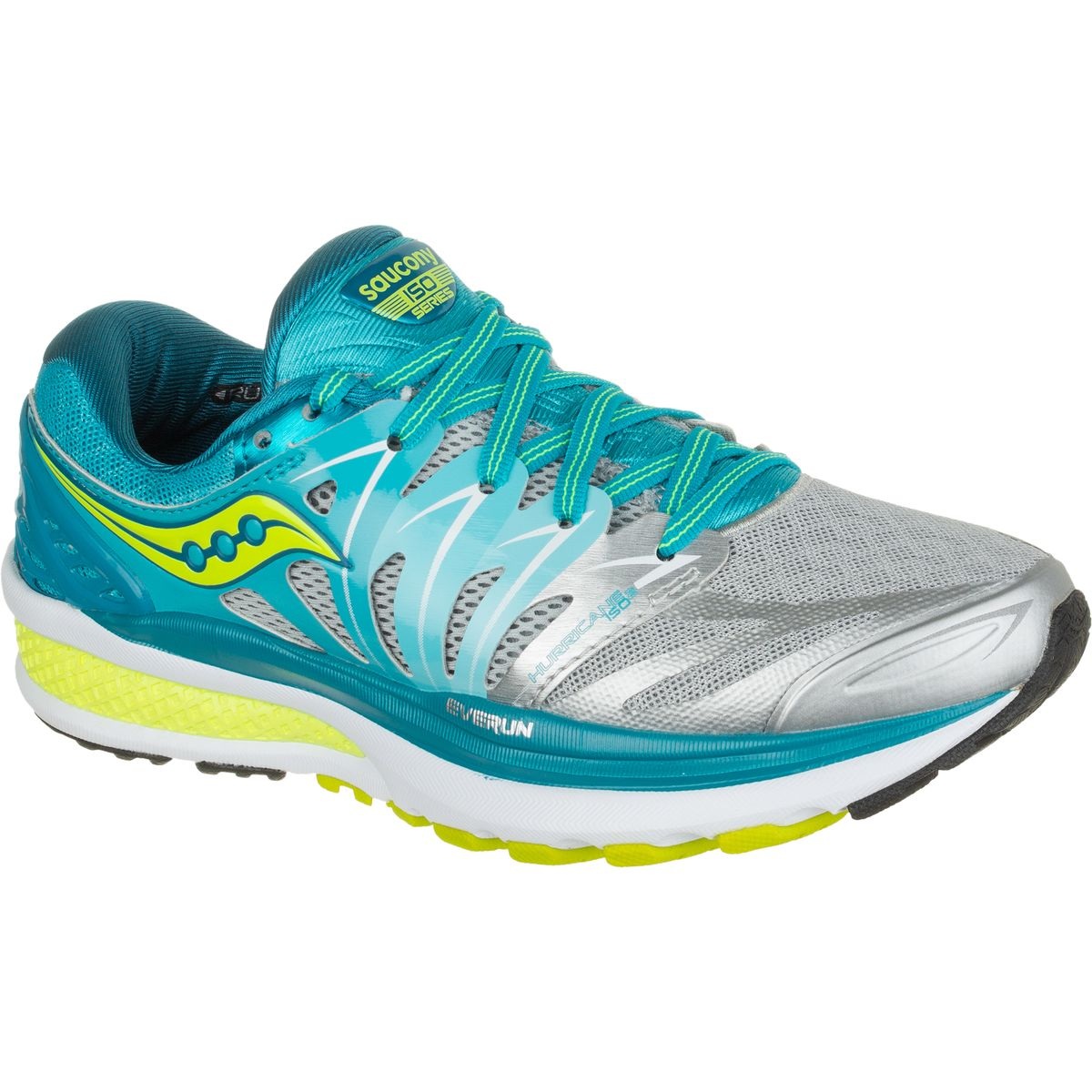Saucony Everun Hurricane Iso 2 Running Shoe Women's