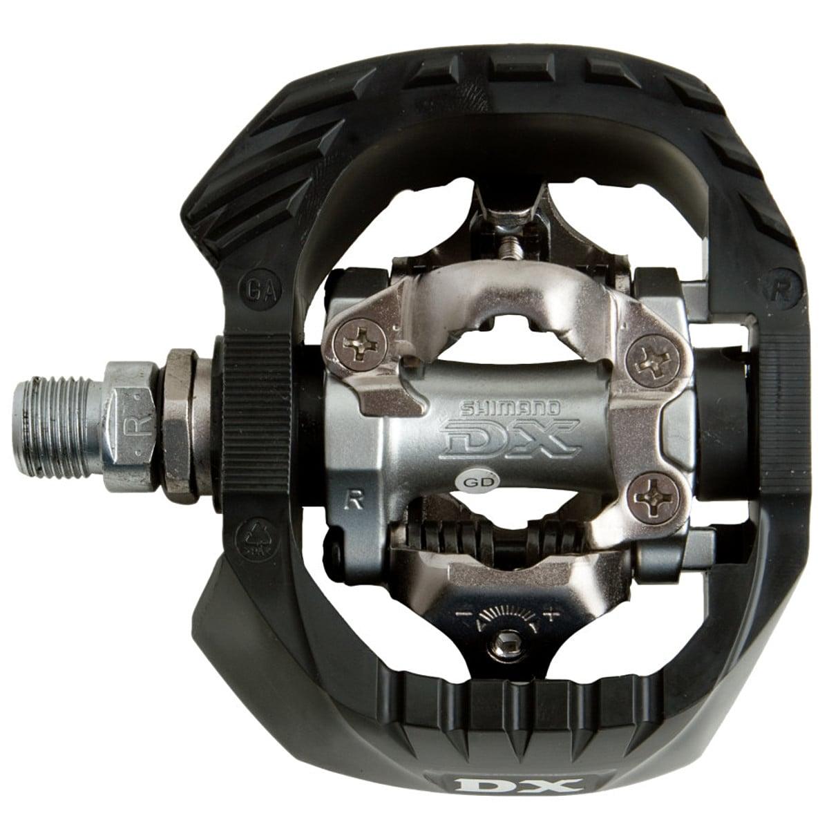 Shimano PD-M647 SPD Dual Platform Pedals