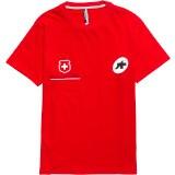 Assos equipeSuisse T-Shirt - Shortsleeve - Men's
