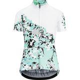 Womens Road Bike Jersey Assos Wild Short Sleeve