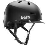 Bern Macon Thin Shell EPS Helmet with Visor - 2014