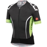 Castelli Aero Race 5.0 Full-Zip Jersey - Short-Sleeve - Men's - Men's