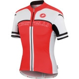 Castelli Free AR 4.0 Full-Zip Jersey - Short-Sleeve - Men's - Men's