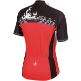 Castelli Autentica Full-Zip Jersey - Short-Sleeve - Men's - Men's