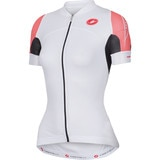 Castelli Certezza Full-Zip Jersey - Short-Sleeve - Women's