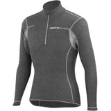 Castelli Flanders Warm Half-Zip Base Layer - Long Sleeve - Men's