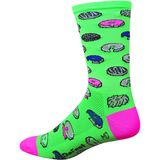DeFeet Dazed Donut Aireator Hi Top 6in Sock - Men's