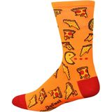 DeFeet Pizza Party Aireator Hi Top 6in Sock - Men's