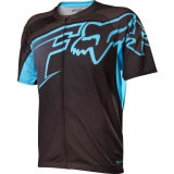 Fox Racing Livewire Descent Jersey - Short Sleeve - Men's - Men's