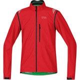 Gore Bike Wear Element WindStopper Active Shell Zip-Off Jacket - Men's