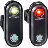 Kryptonite Avenue F-65 and Avenue R-30 Light Combo