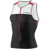 Louis Garneau Tri Elite Course Jersey - Sleeveless - Men's