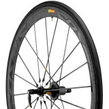 Mavic Cosmic Carbone Ultimate Carbon Road Wheelset - Tubular