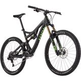 Pivot Mach 6 Carbon X01 Complete Mountain Bike - 2016