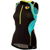 Pearl Izumi Elite In-R-Cool Tri Jersey - Sleeveless - Women's