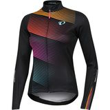 Womens Road Bike Jersey Pearl Izumi Elite Pursuit Thermal Graphic