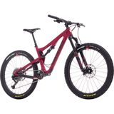 Santa Cruz Bicycles 5010 2.1 Carbon CC X01 Eagle Reserve Complete Mountain Bike - 2018
