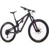 Santa Cruz Bicycles Bronson 2.1 Carbon XE Complete Mountain Bike - 2018