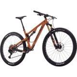 Santa Cruz Bicycles Tallboy Carbon CC 29 XX1 Eagle Complete Mountain Bike - 2018