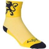 SockGuy Lion of Flanders Socks - Men's