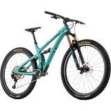 Yeti Cycles SB4.5 Turq XX1 Eagle Complete Mountain Bike - 2017