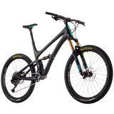 Yeti Cycles SB5 Turq X01 Eagle Complete Mountain Bike - 2017