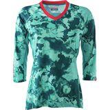 Womens Jersey Yeti Enduro 3/4 Sleeve