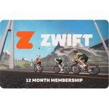 Training Tools Zwift Membership Card { 1 Year