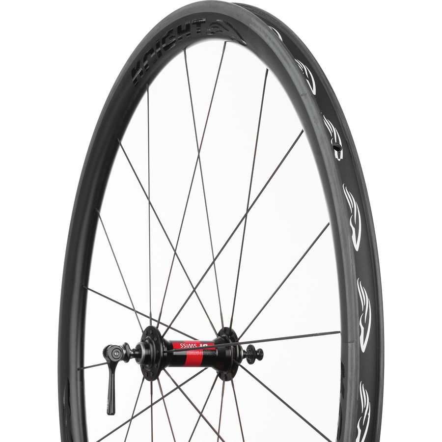 Knight Carbon Wheels Knight 35 Carbon Fibre/dt