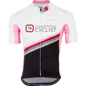 Competitive Cyclist Rosa Jersey - Short Sleeve - Men's