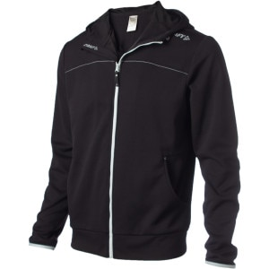 Leisure Full-Zip Hooded Men's Jacket