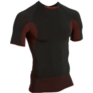 Iride Seamless Short Sleeve Top