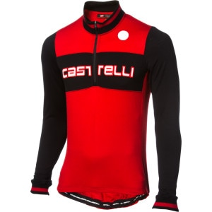 Fausto Wool Long Sleeve Jersey