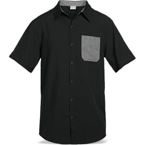 Wrench Button-Up Jersey - Short-Sleeve - Men's
