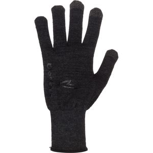 Wool Electronic Touch Glove - Men's