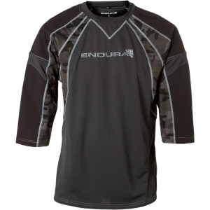 MT500 Burner 3/4 Sleeve Jersey