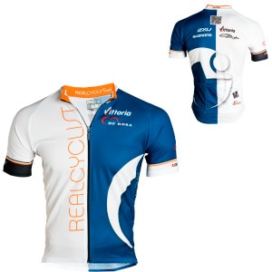 RealCyclist.com Pro Cycling Team - Short Sleeve Jersey - Men's