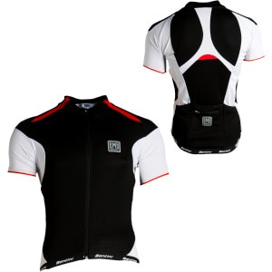 Smart Full-Zip Jersey - Short-Sleeve - Men's
