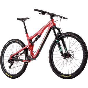 5010 2.0 Carbon S Complete Mountain Bike - 2017