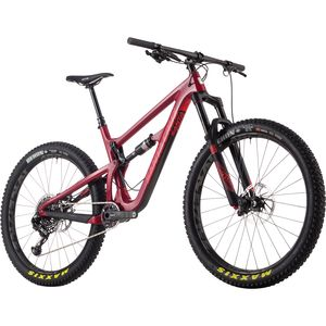 Hightower Carbon CC 27.5+ X01 Eagle Complete Mountain Bike - 2017