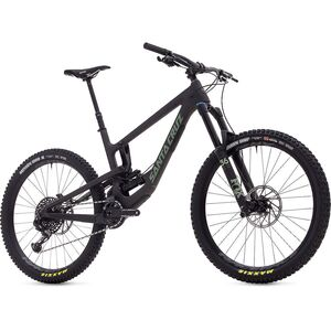 Nomad Carbon S Complete Mountain Bike