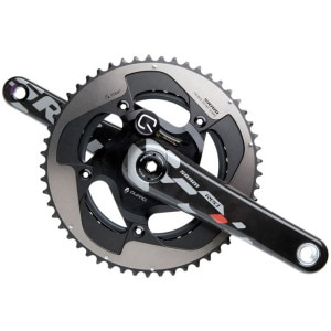 Quarq Red BB30 Powermeter Crankset