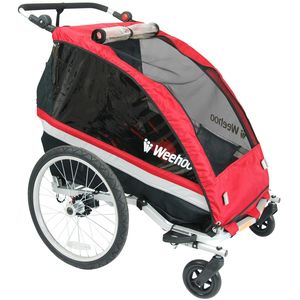 WeeGo Buggy Bicycle Trailer and Jogger