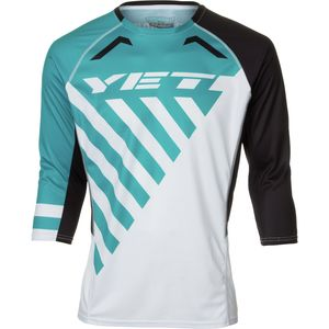 World Cup Replica Enduro Mountain Bike Jersey - 3/4-Sleeve - Men's